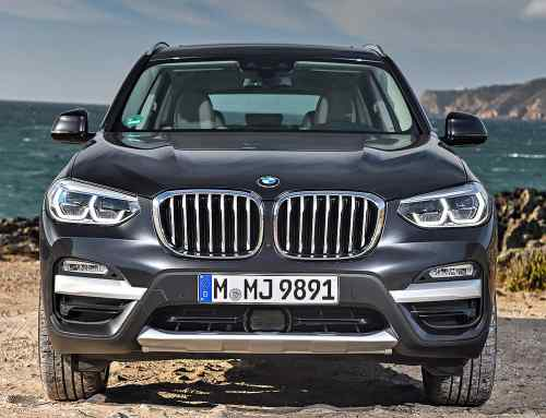 New BMW X3 2017 first drive: Third time lucky