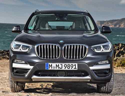New BMW X3 2017 first drive: Third time lucky