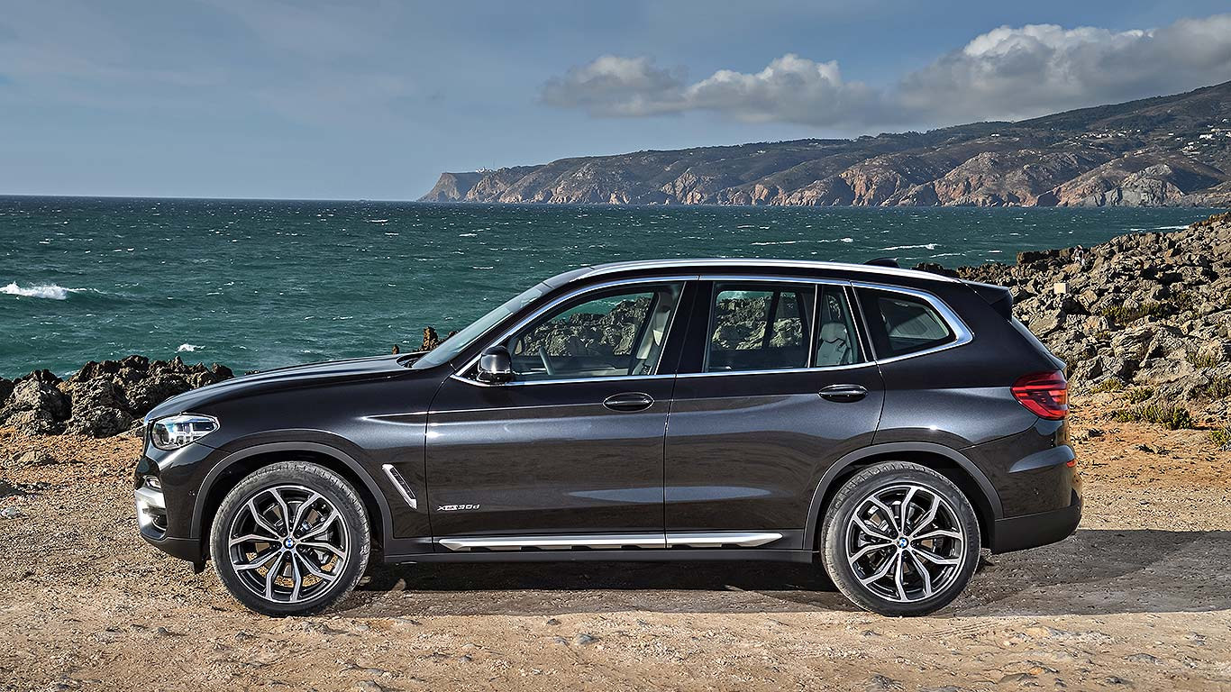bmw x3 30d 2018 motoring research. Black Bedroom Furniture Sets. Home Design Ideas