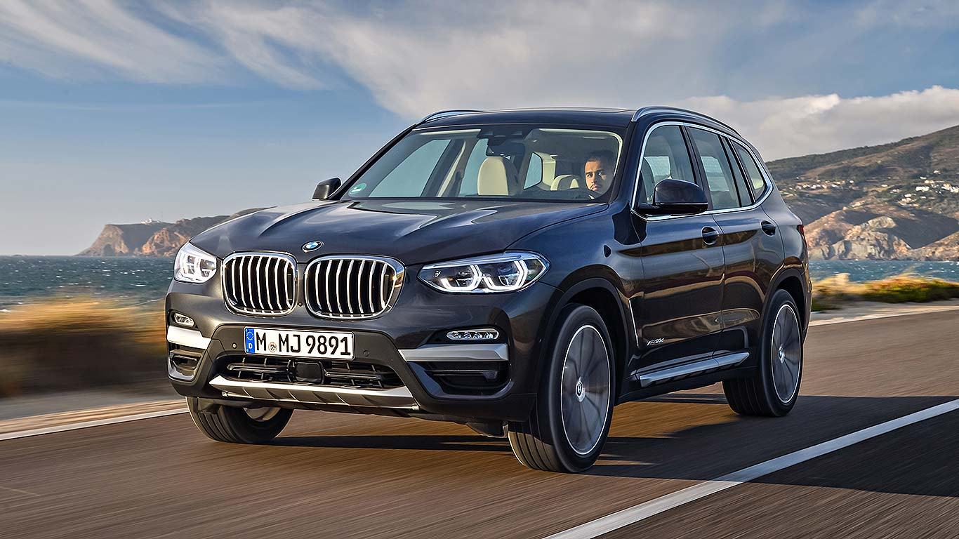 Image result for BMW X3 2017 engine