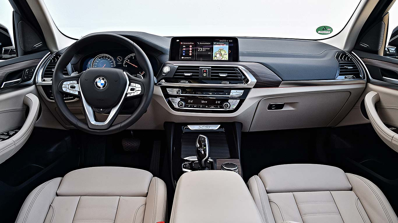 Image result for BMW X3 2017 interior