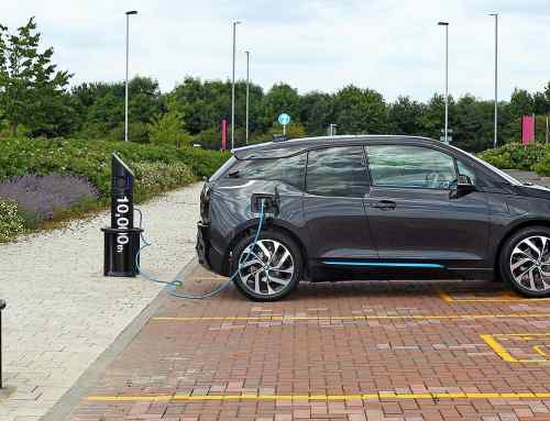 Electric car chargepoints 'will become law at petrol stations'
