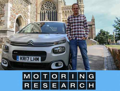 Citroen C3 long-term test video