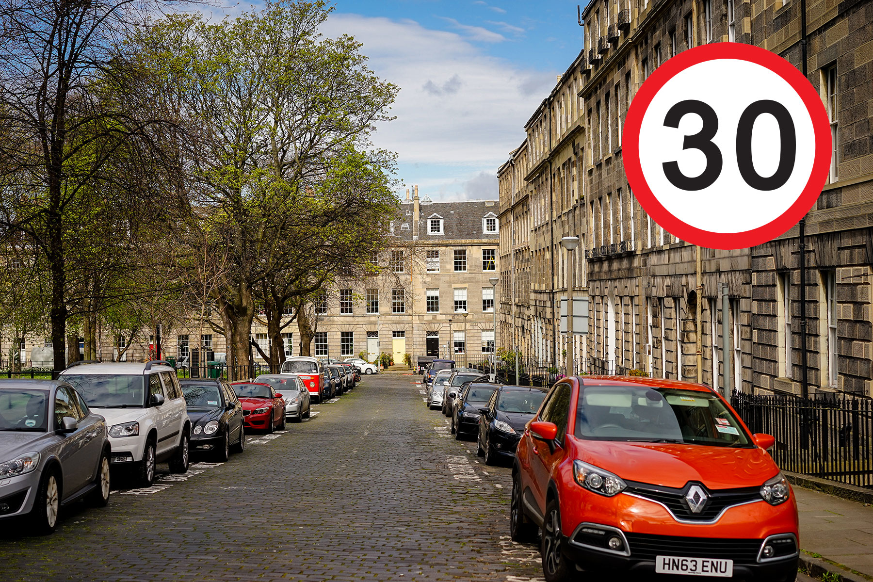 30-second news: Diesel drivers may be charged more to park in Edinburgh
