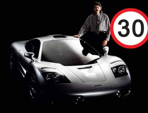 30-second news: Gordon Murray launches low-volume car firm