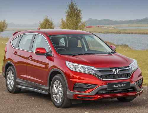Honda CR-V S-Plus special edition SUV costs £299 a month