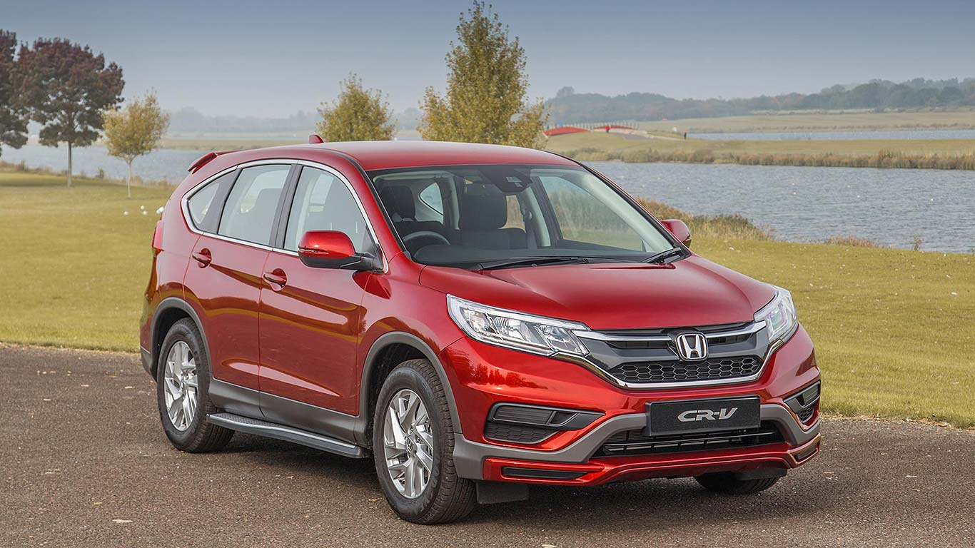 honda cr v s plus special edition suv costs 299 a month. Black Bedroom Furniture Sets. Home Design Ideas