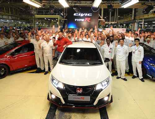 Japanese car sales in Britain up 38% in five years