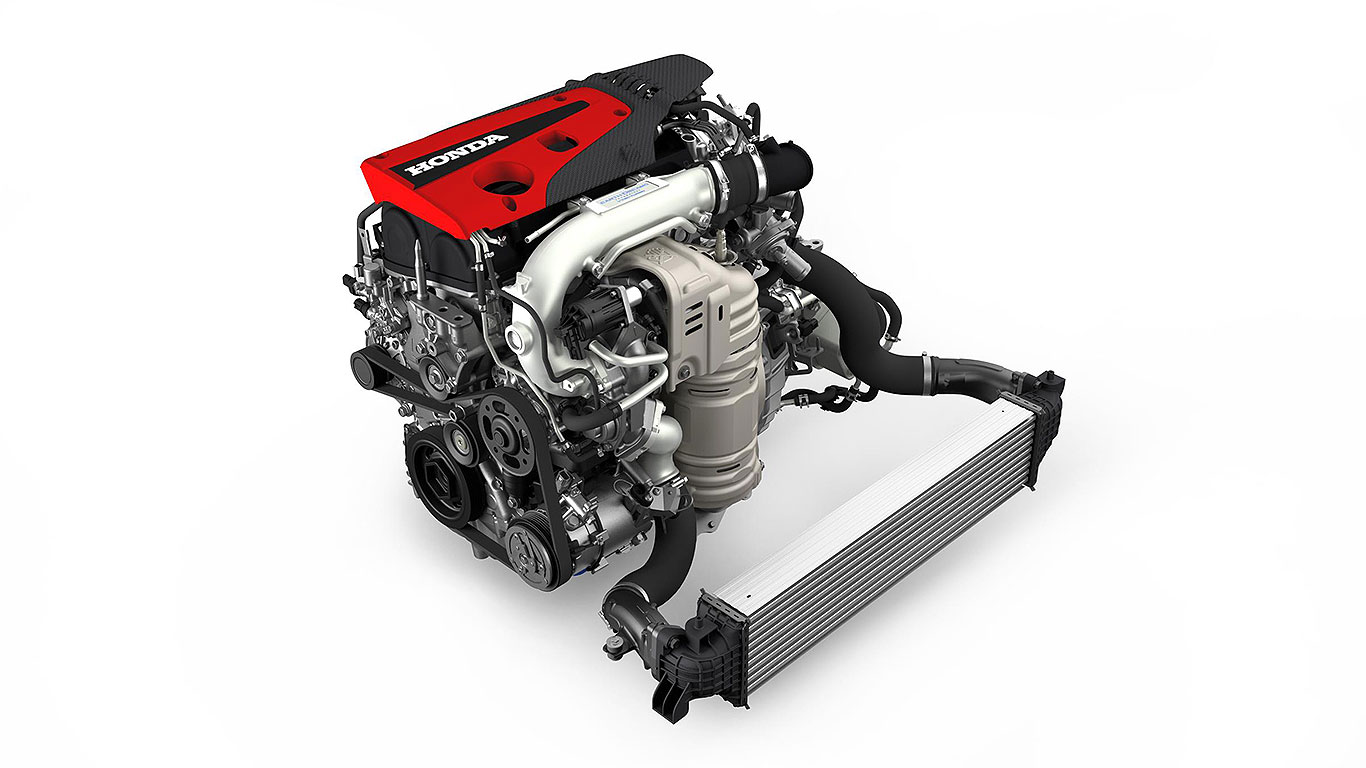Honda Civic Type R crate engine