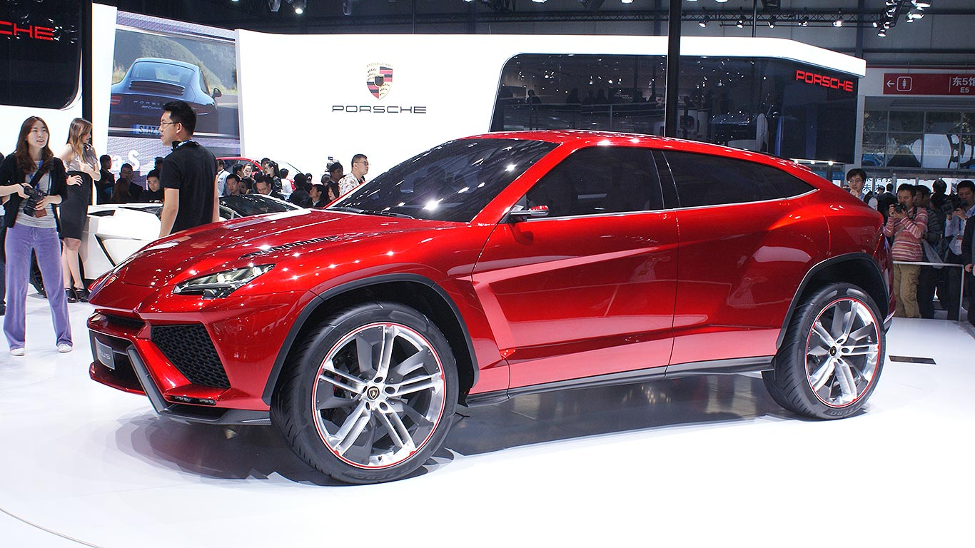 Lamborghini Urus Suv Reveal Date Confirmed Motoring Research