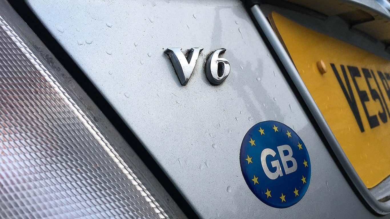 MG ZT Euro 4