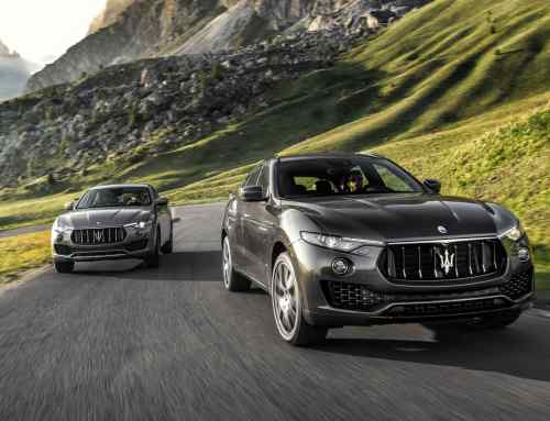 Maserati Levante S: the 'Ferrari SUV' comes to the UK
