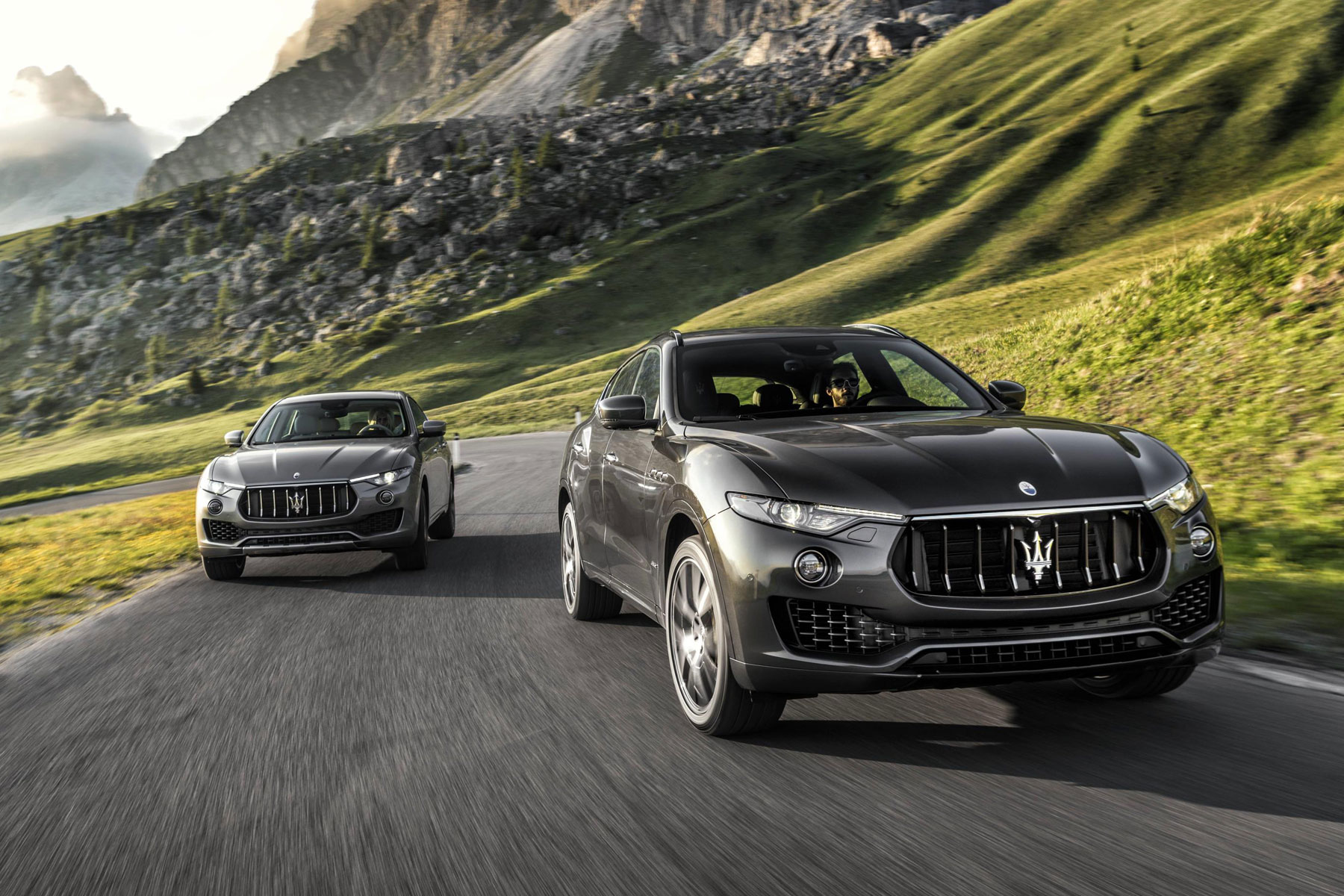 maserati levante s the 39 ferrari suv 39 comes to the uk. Black Bedroom Furniture Sets. Home Design Ideas