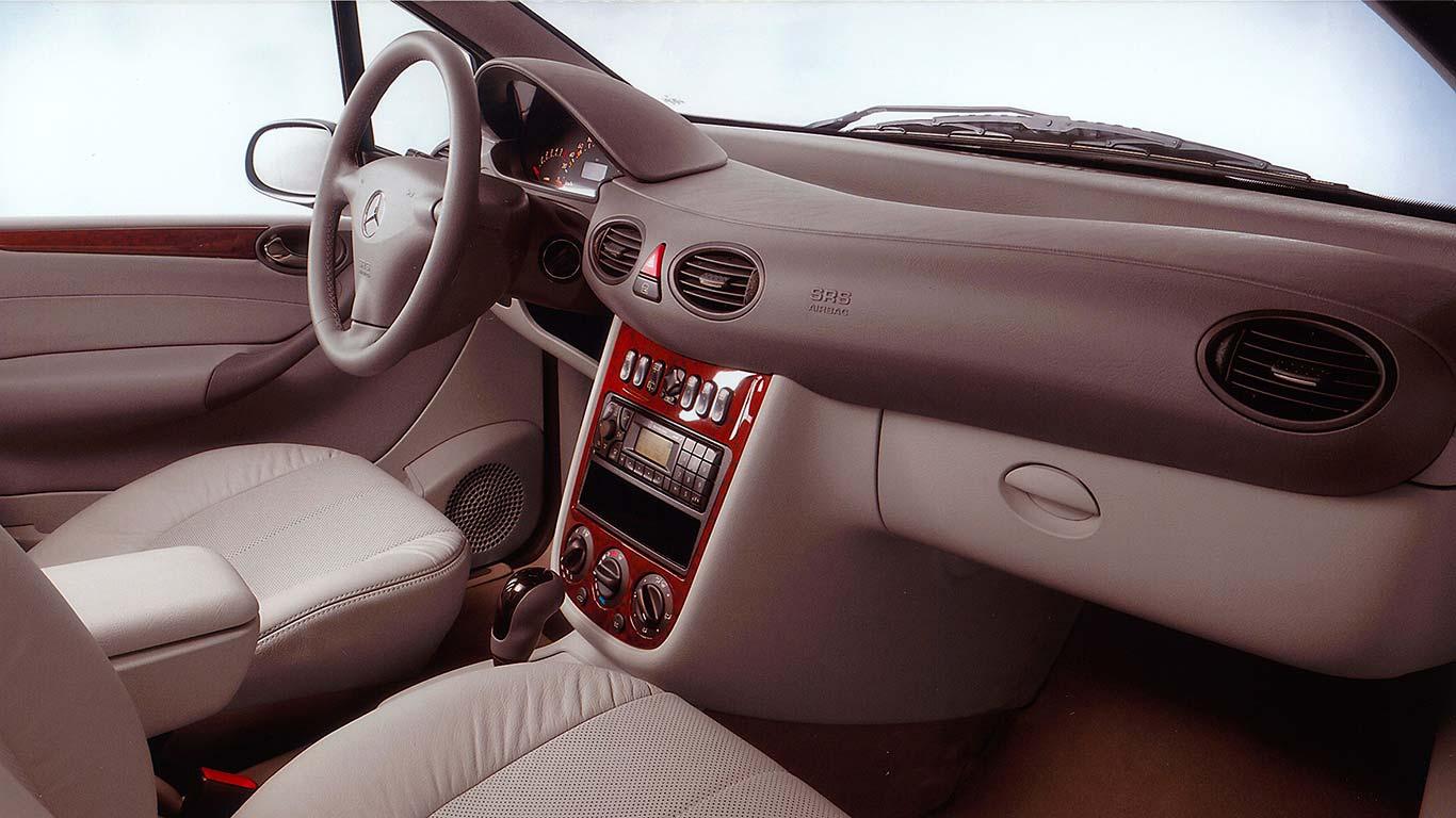 Mercedes-Benz A-Class 1997