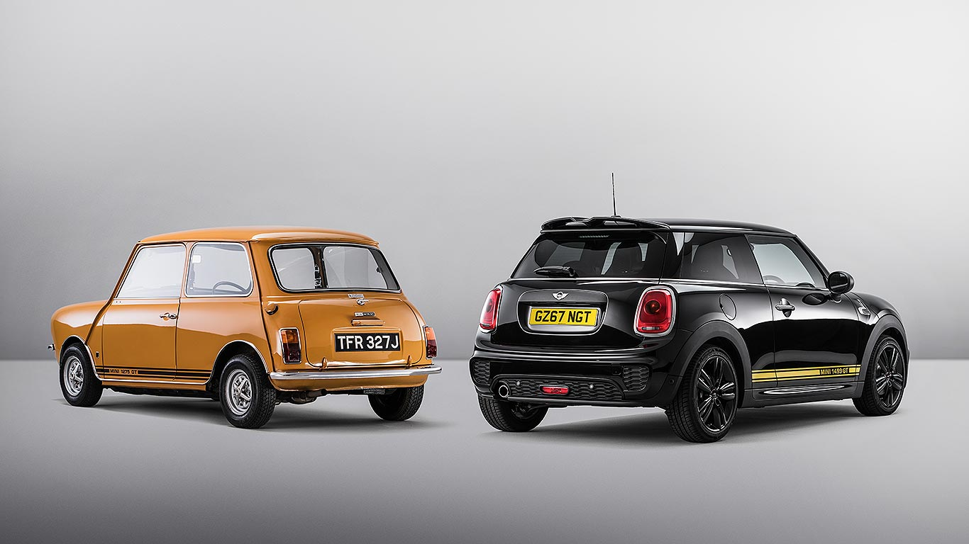 Mini 1499 Gt Is A Mini 1275 Gt For 2017 Motoring Research