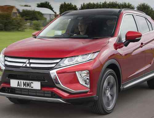 New Mitsubishi Eclipse Cross will be a used car star