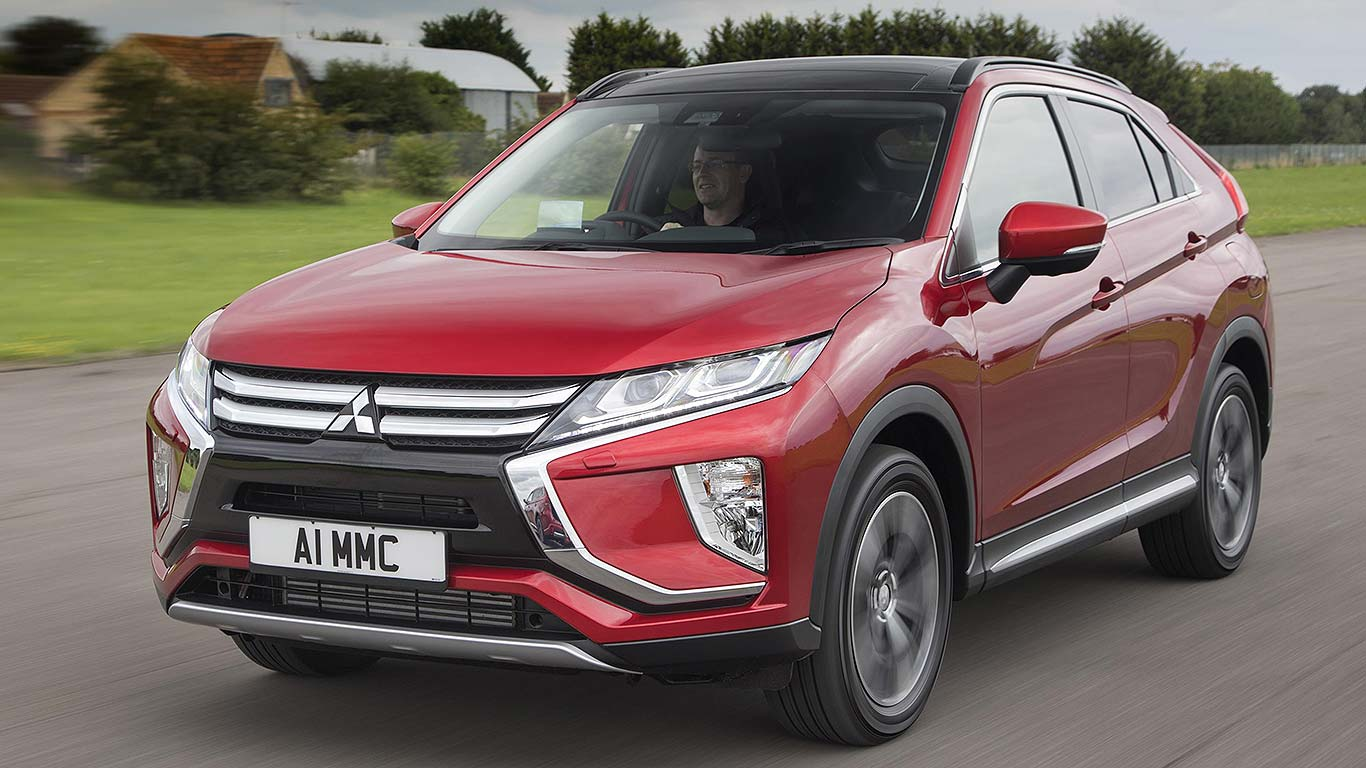 new mitsubishi eclipse cross will be a used car star motoring research. Black Bedroom Furniture Sets. Home Design Ideas