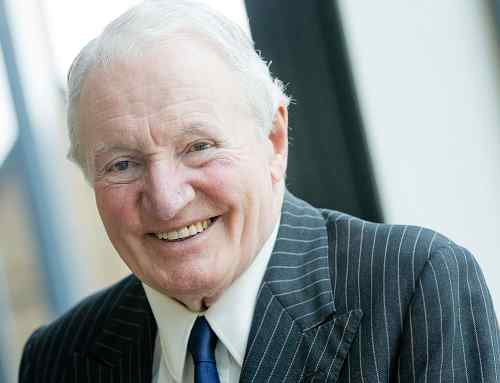 Paddy Hopkirk is new president of BRDC