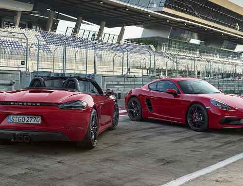 New Porsche 718 GTS range out-accelerates a 911 Carrera
