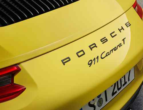 New Porsche 911 Carrera T: the lightweight 911