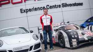 Porsche 911 Le Mans Legends Nick Tandy