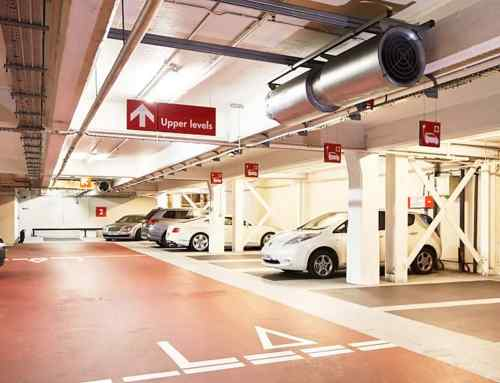 Car park firm offers cheap parking for EV owners