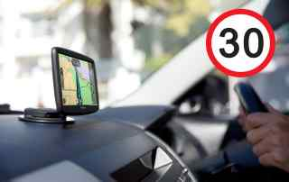 30-second news: the end of the aftermarket sat-nav