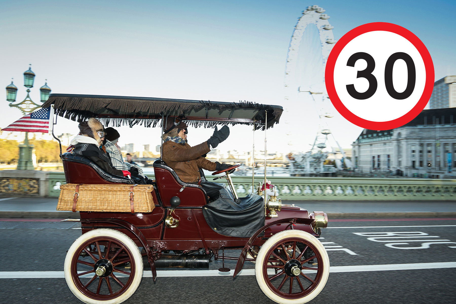 30-second news: Veteran Car Run set to be 'biggest in 5 years'