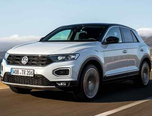 Volkswagen T-Roc 2018 first drive review: VW rocks it