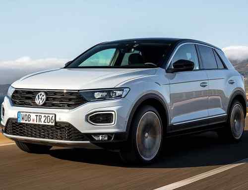 Volkswagen T-Roc 2018 first drive review: VW rocks it