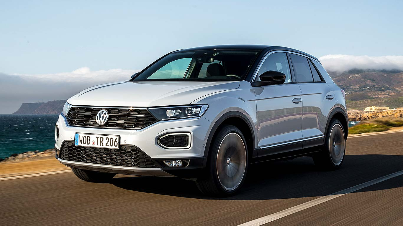 volkswagen t roc 2018 first drive review vw rocks it motoring research. Black Bedroom Furniture Sets. Home Design Ideas