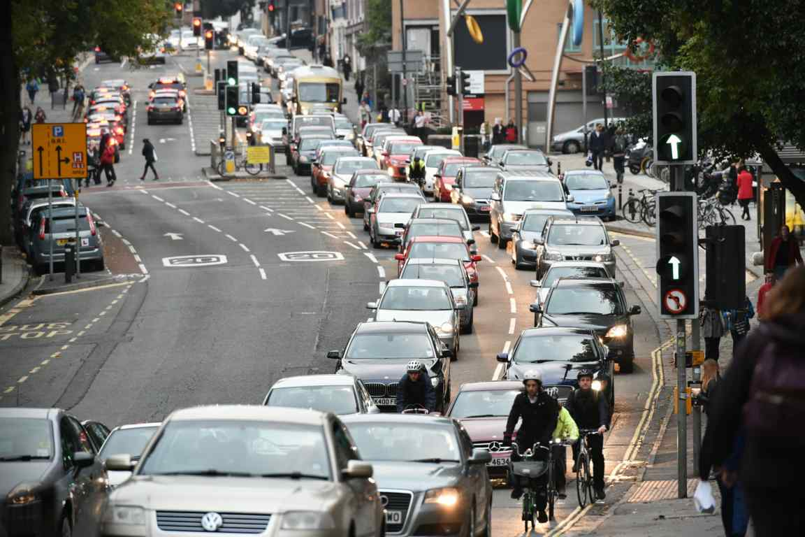 Would you quit your job to beat congestion?