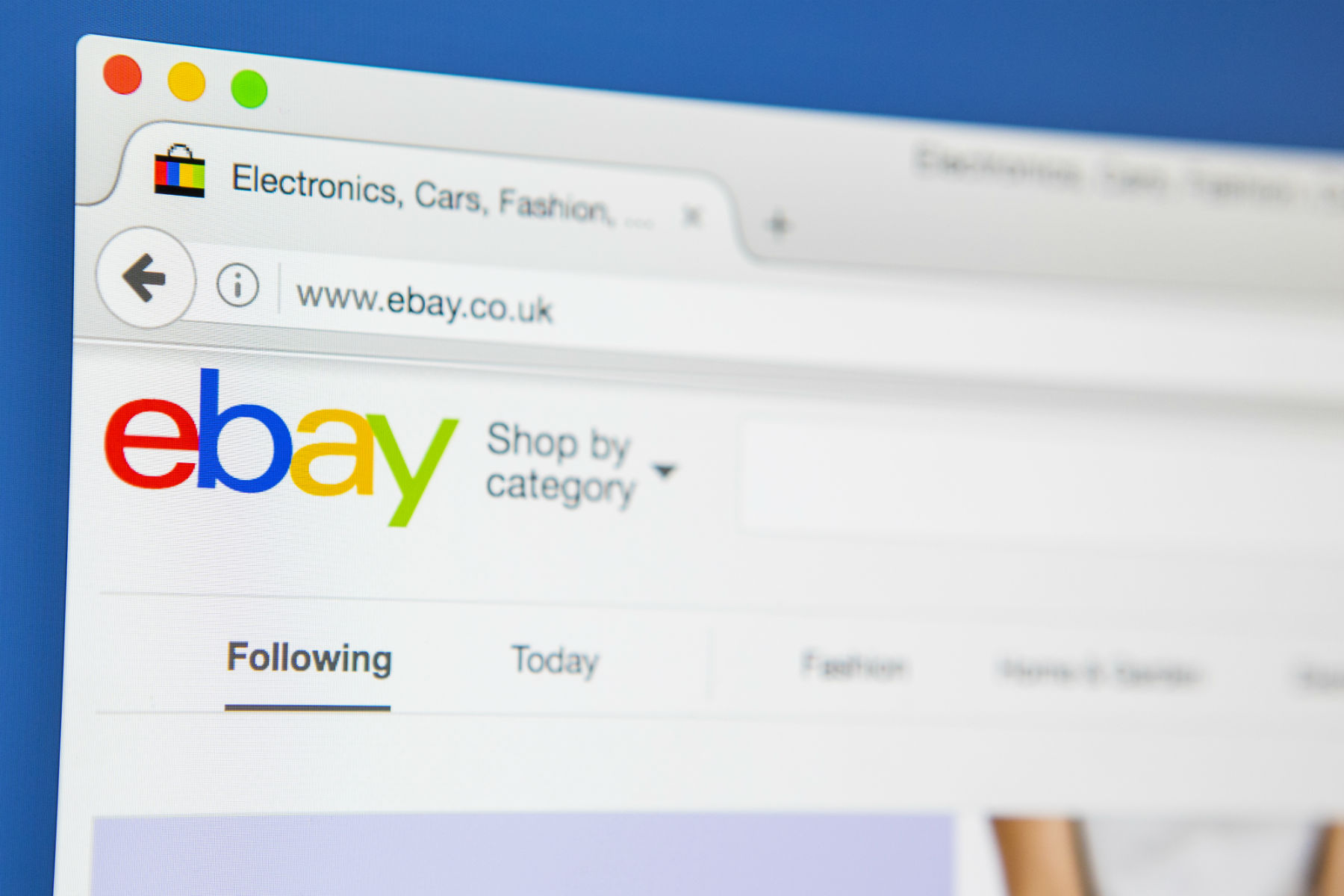 Brits Buy A Car Part Every Second On Ebay Motoring Research