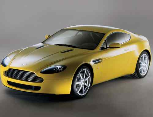 MR archive: 2005 Aston Martin V8 Vantage review
