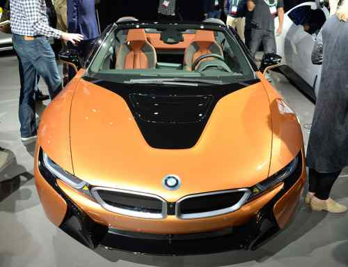 LA Auto Show 2017: the star cars