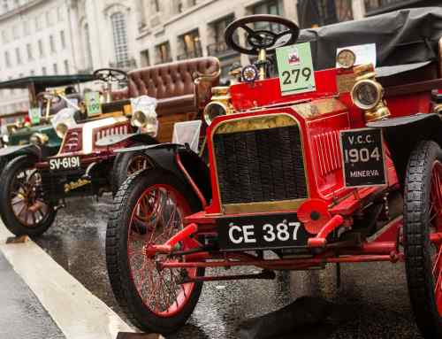 In pictures: the 2017 Regent Street Motor Show