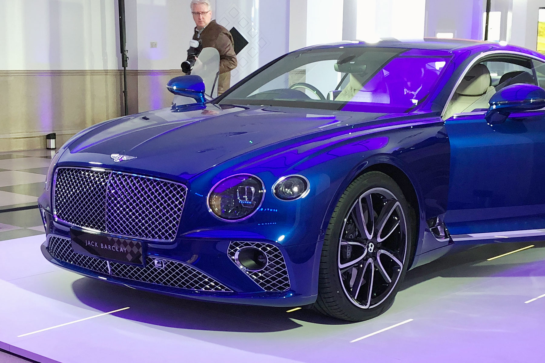 2018 bentley continental gt motoring research. Black Bedroom Furniture Sets. Home Design Ideas