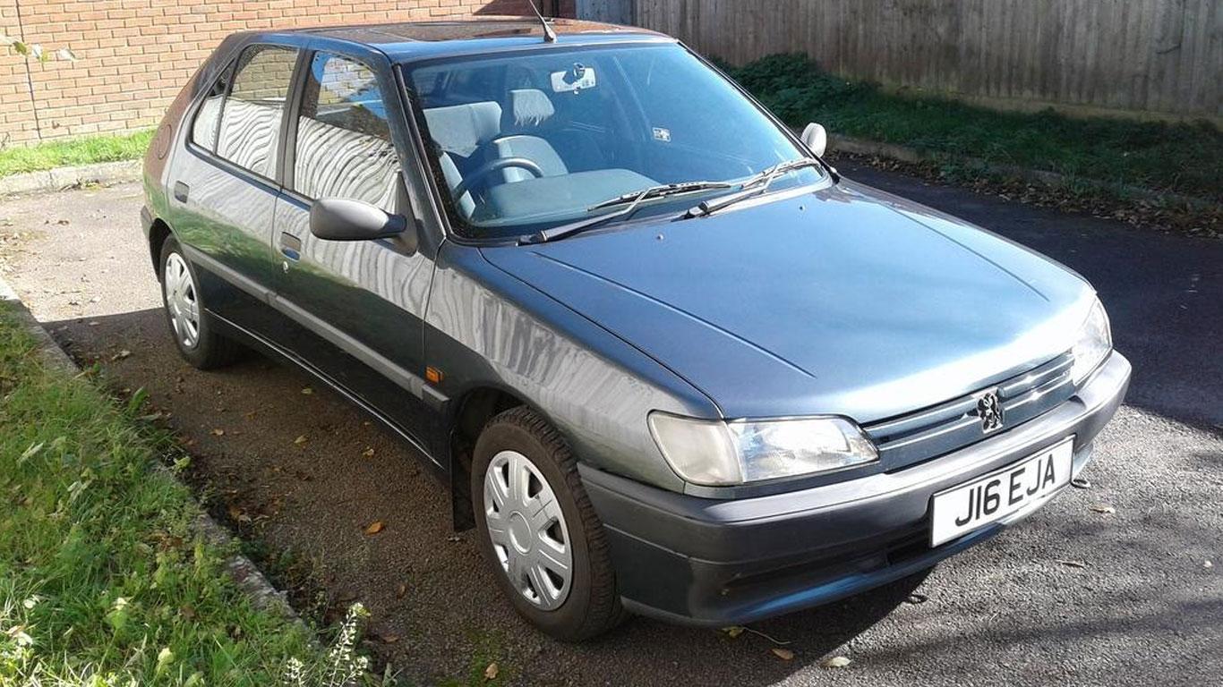 Peugeot 306: £450