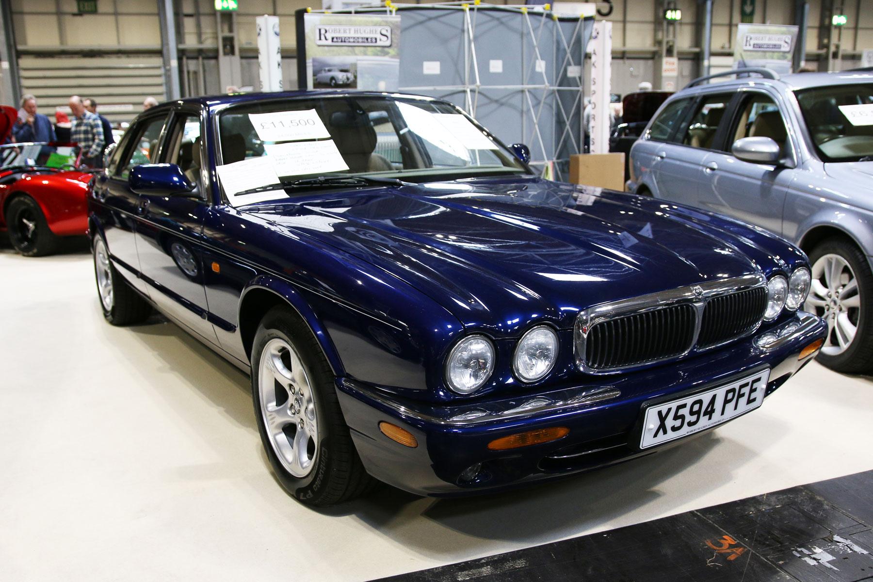 Jaguar XJ8: £11,500