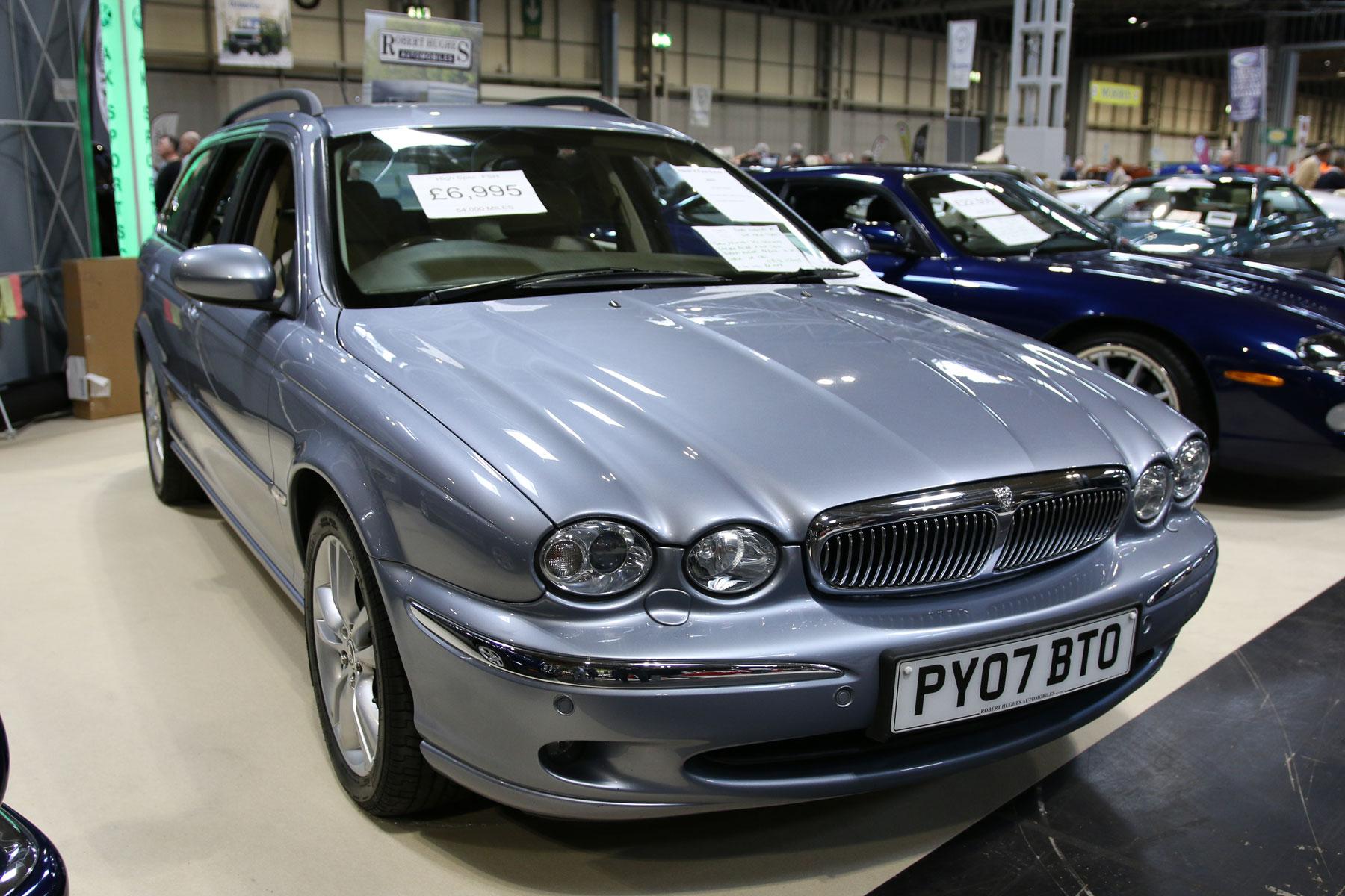 Jaguar X-Type: £6,995