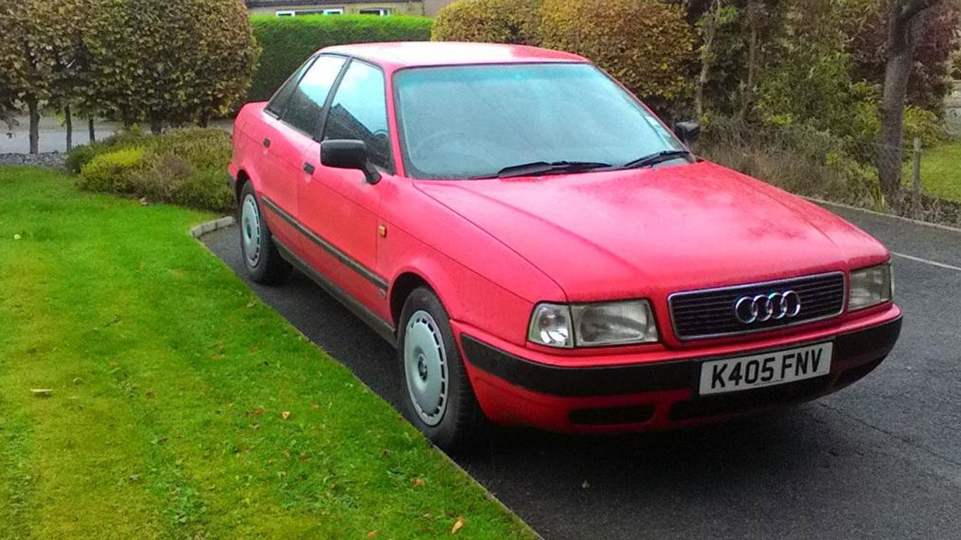 Audi 80: £750