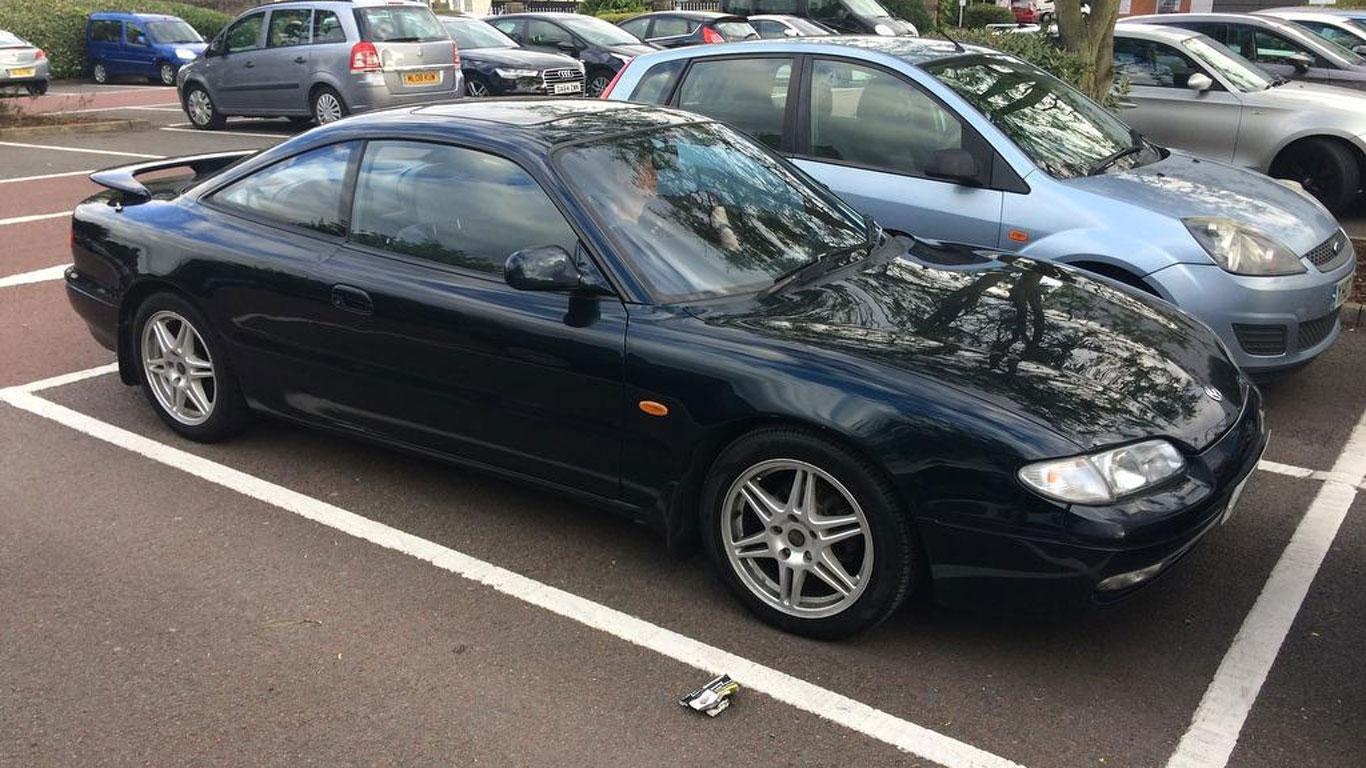 Mazda MX-6: £1,000