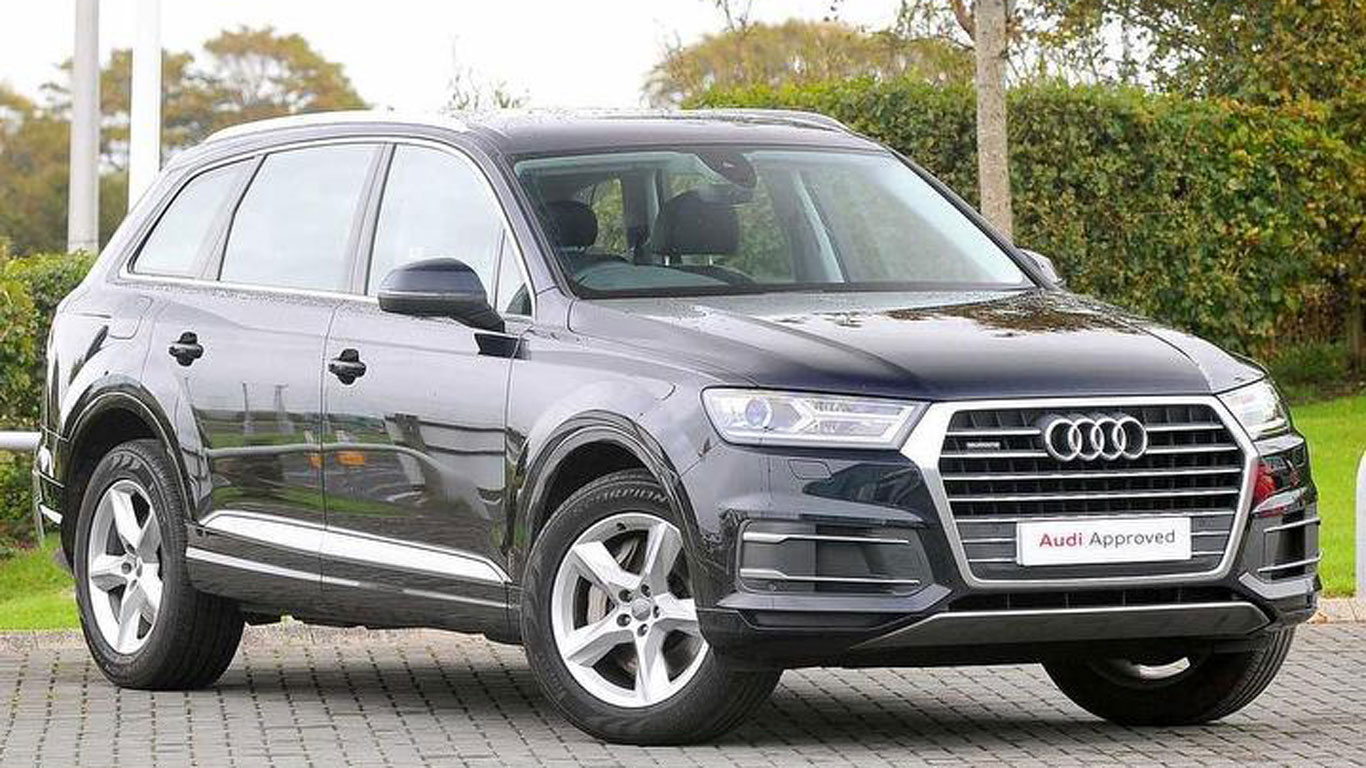 Luxury SUV winner: Audi Q7 (2015-present)