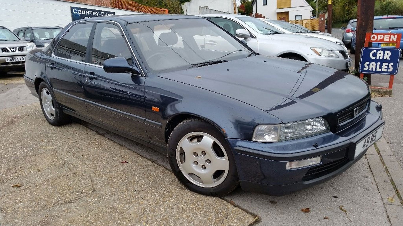 Honda Legend: £1,495