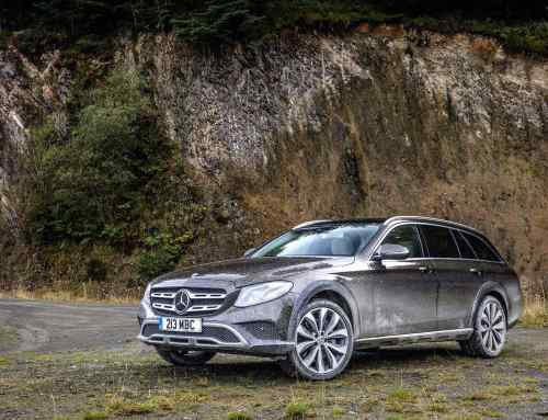 2017 Mercedes-Benz E-Class All-Terrain review: the alternative to an SUV