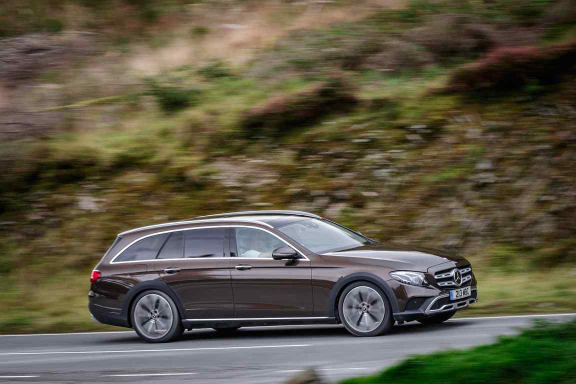 2017 Mercedes-Benz E-Class All-Terrain
