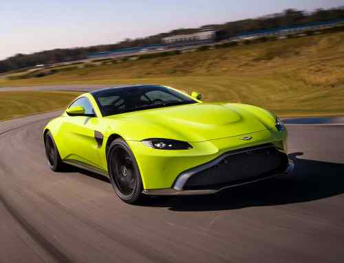 2018 Aston Martin Vantage revealed: advantage Aston!