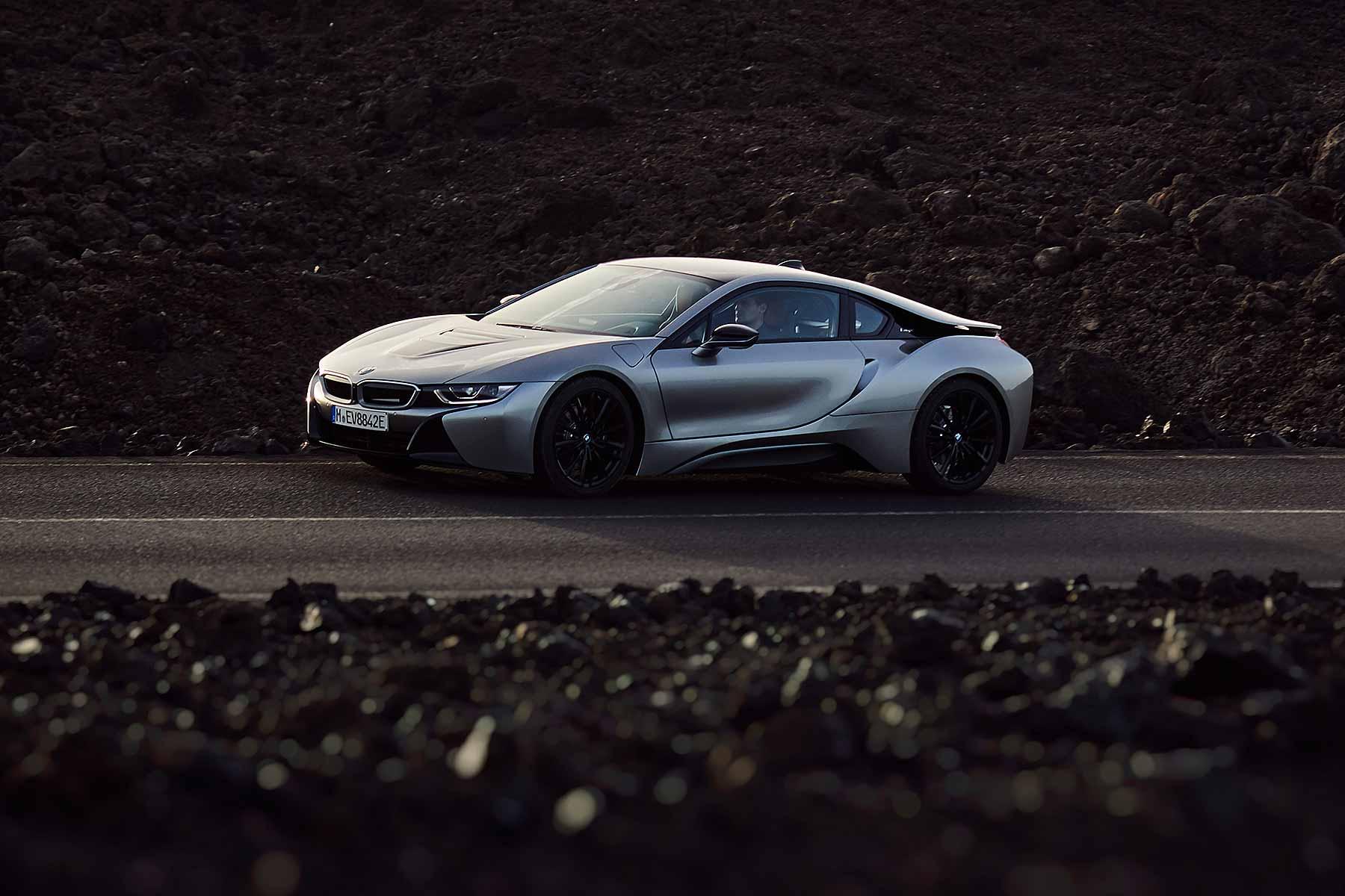 2018 BMW i8 Coupe