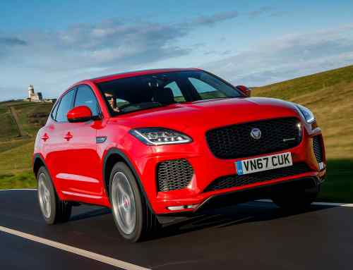 2018 Jaguar E-Pace 2.0D 180 first drive: Jag's hot hatch SUV