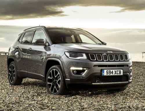 New Jeep Compass priced from £22,995